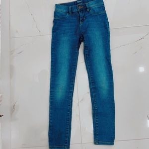 I hope you enjoy these blue skinny jeans!